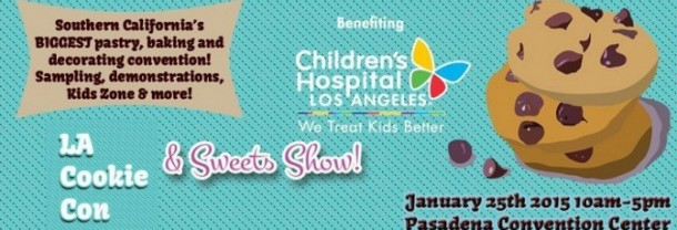 LA Cookie Con & Sweets Show | Whisk Sweets