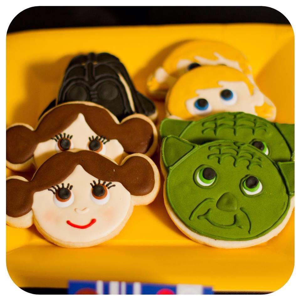 Star Wars Cookies 1