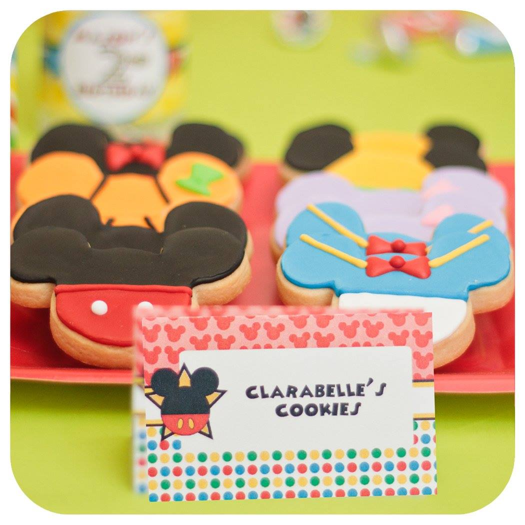 Mickey Clubhouse KBK