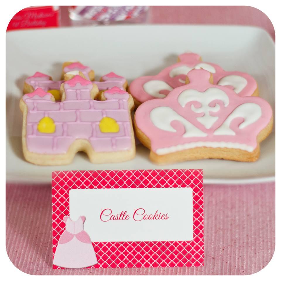 Castle Cookies