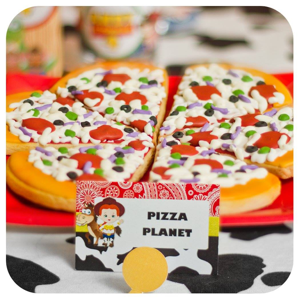 Pizza Planet | Toy Story