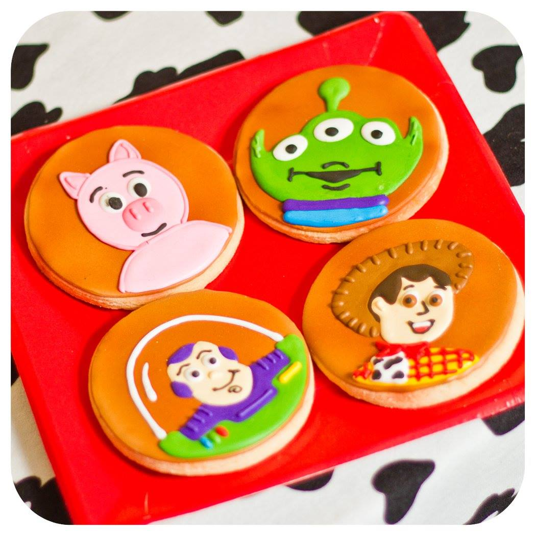 Toy Story Sweets 2