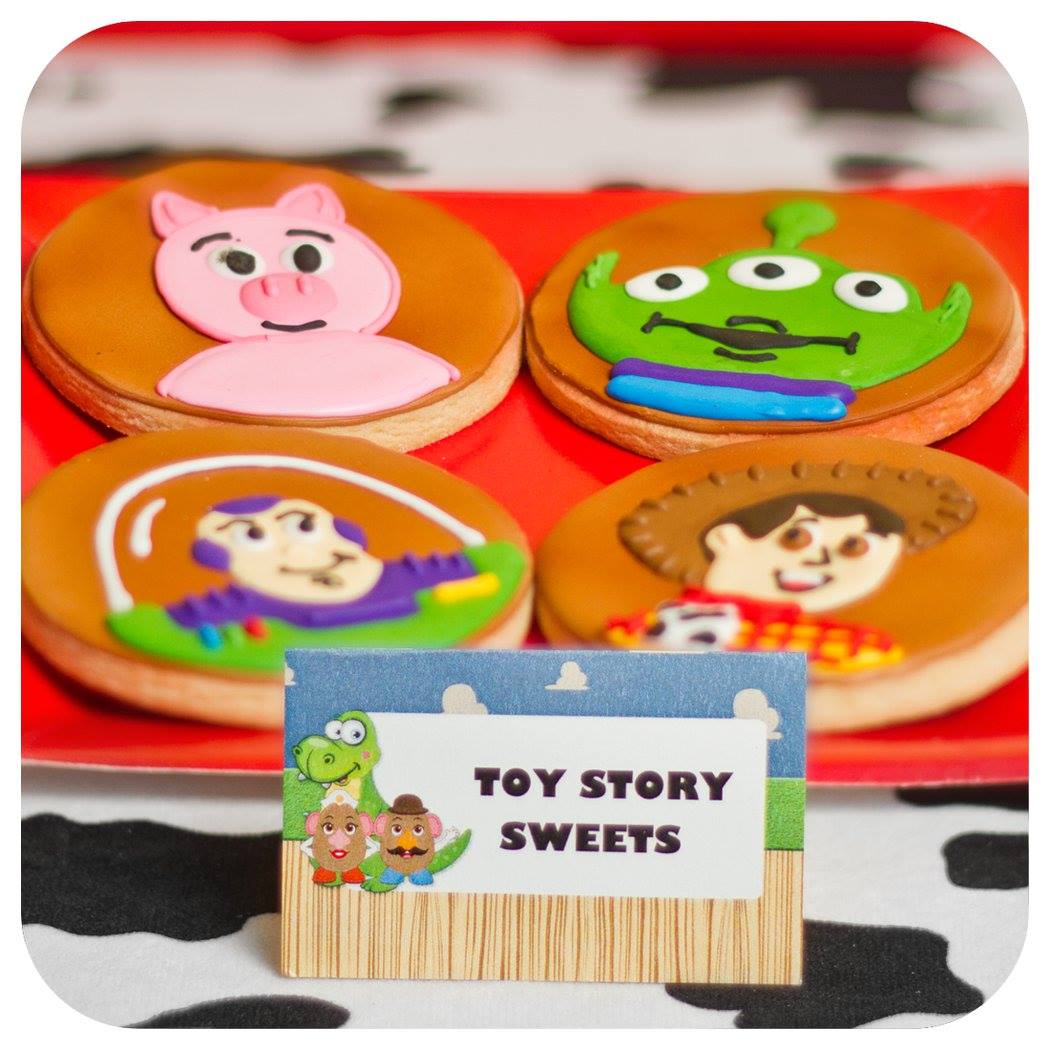 Toy Story Sweets